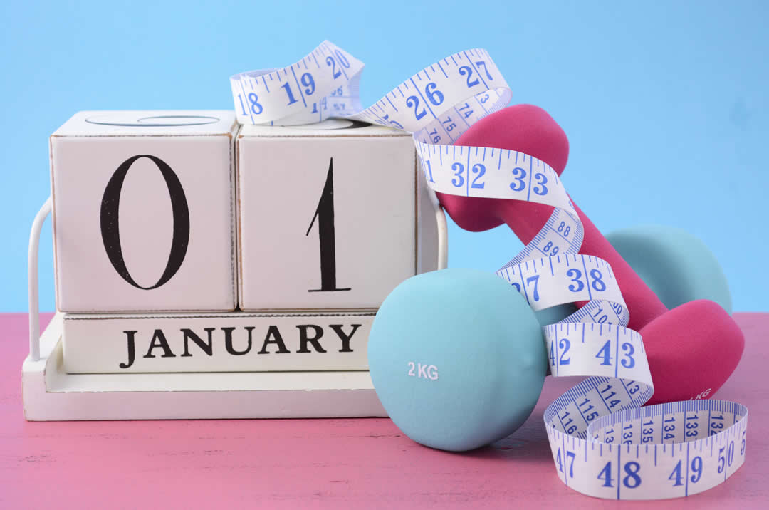 New Year Weightloss Resolutions